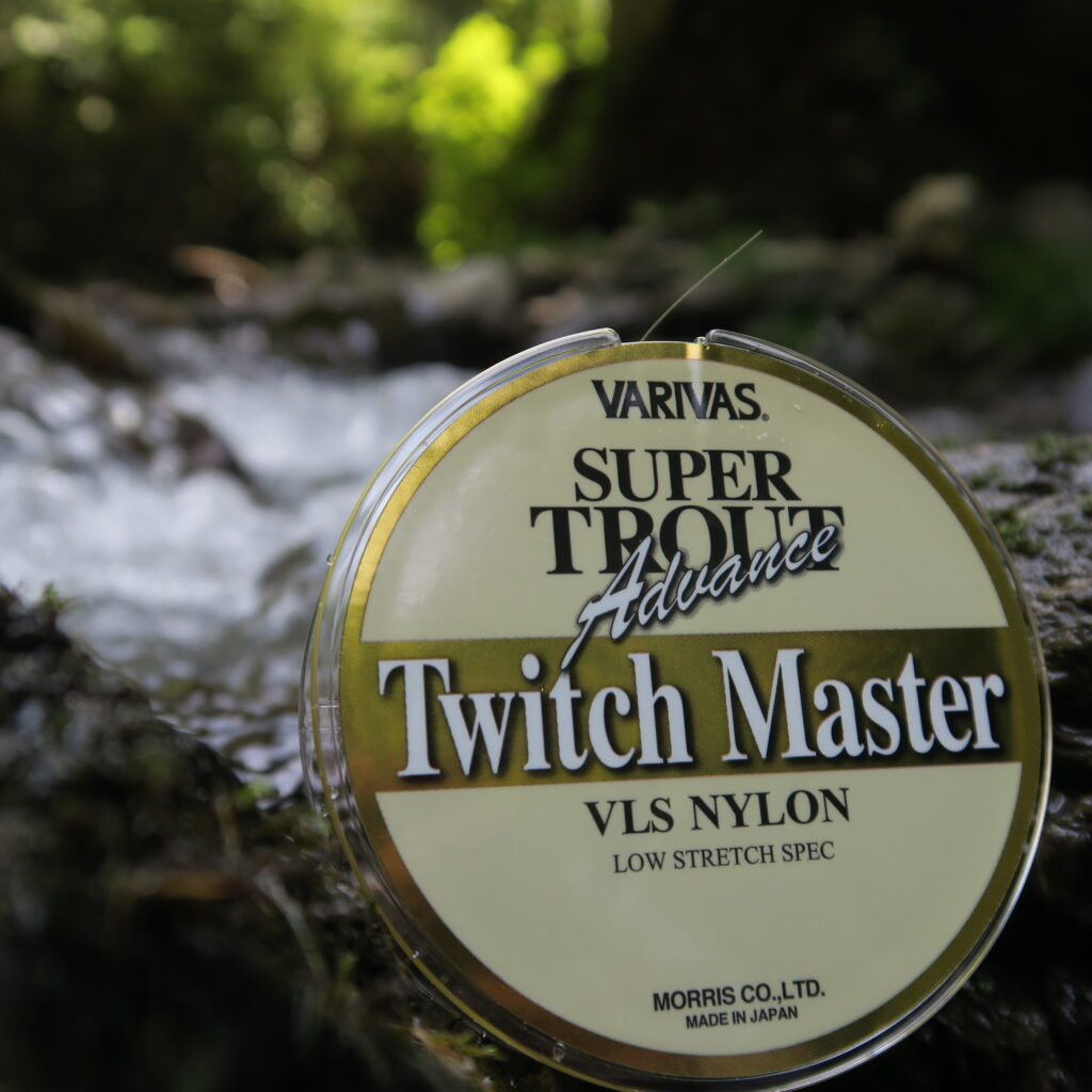 Super Trout Advance Twitch Master VLS Nylon