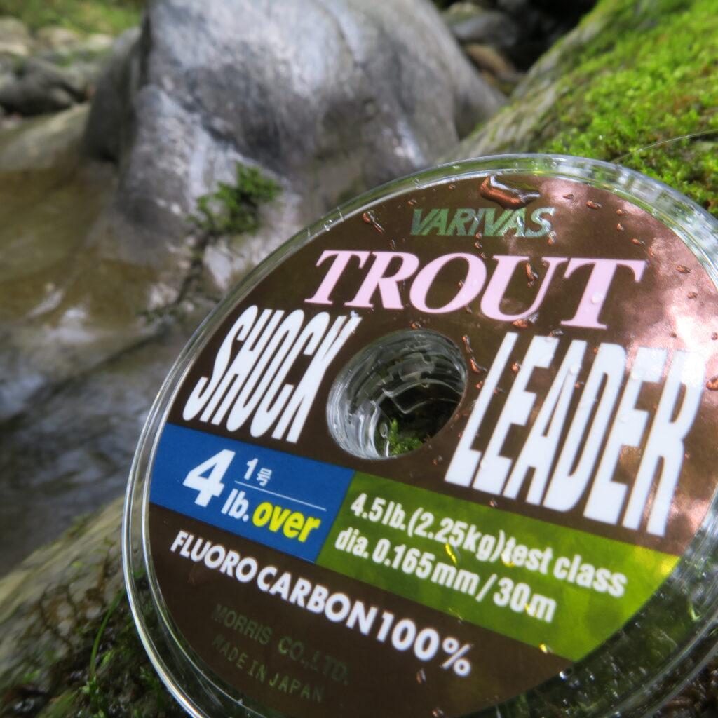 Trout Shock Leader Fluorocarbon