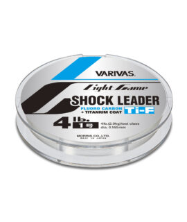 Light Game Shock Leader Fluorocarbon Ti-F