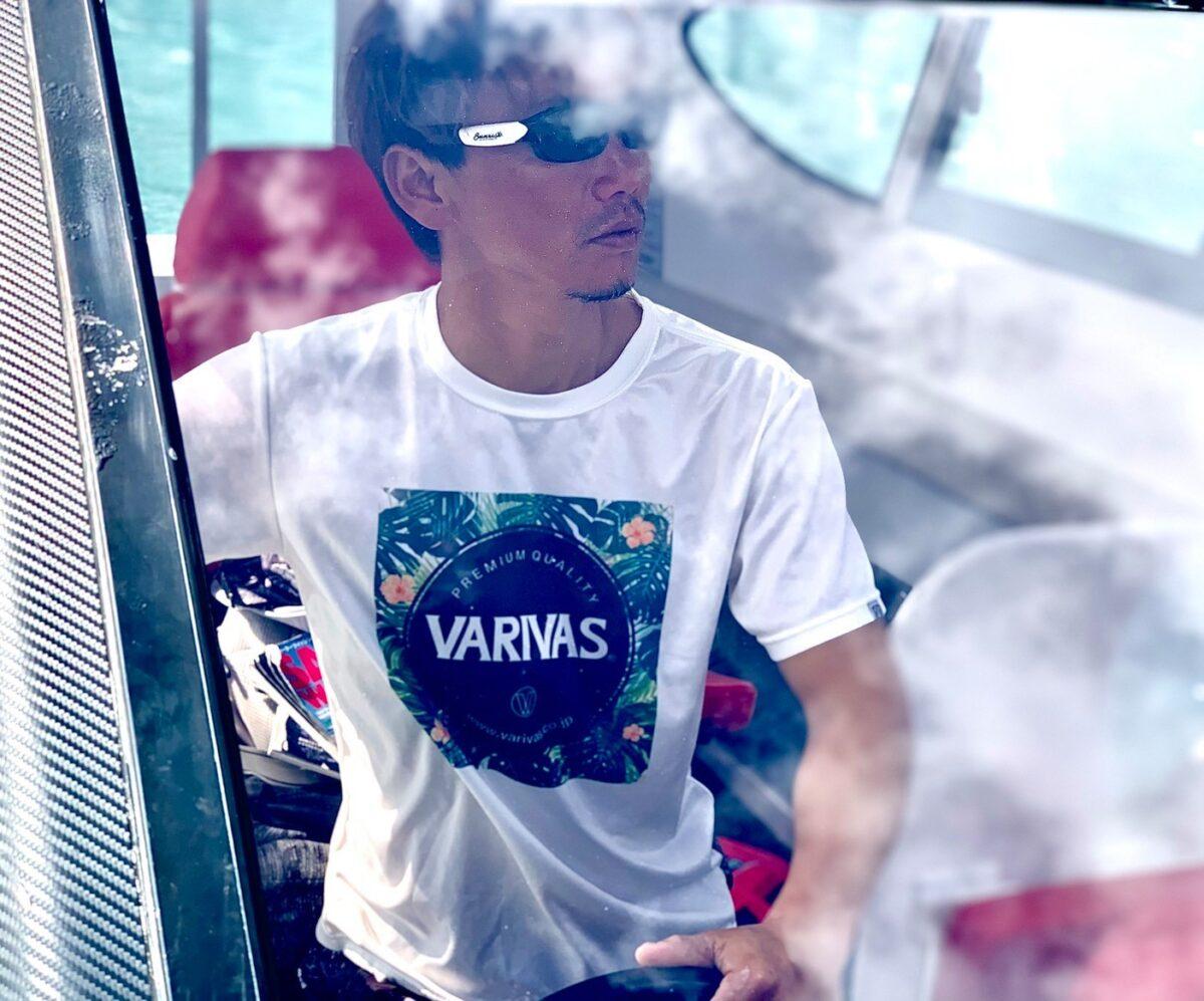 VARIVAS T-shirt