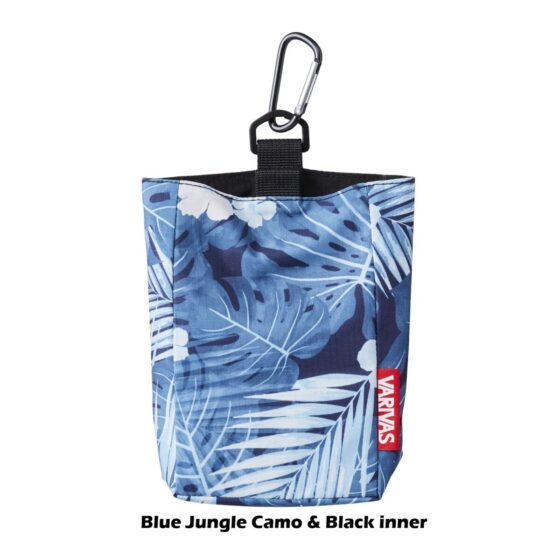 Small Pouch Bag VAAC-45 Blue Jungle Camouflage